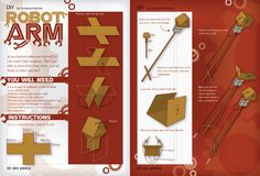 Illustrated DIY Instructions by chaitanya krishnan, via Behance