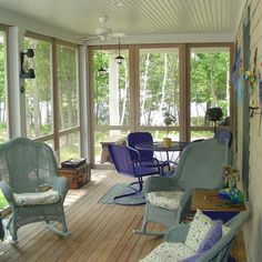 Patio Screened Porch Design Ideas, Pictures, Remodel And Decor