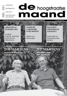 September 2014 - De Hoogstraatse Maand - http://www.demaand.be
