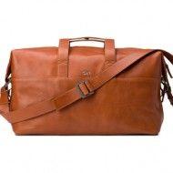 Leather Octovo 48HR Duffel Bag I Style.com/Arabia