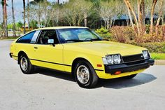 Toyota Celica GT Liftback coupé 1979  Close to Mikes second car ours was beige.