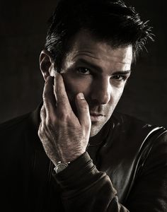 Zachary Quinto by Robert Ascroft