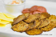 Low Carb Flaxseed Crackers