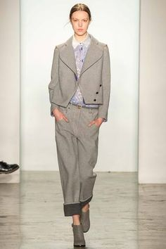 Ostwald Helgason Fall 2014 Ready-to-Wear Collection Slideshow on Style.com