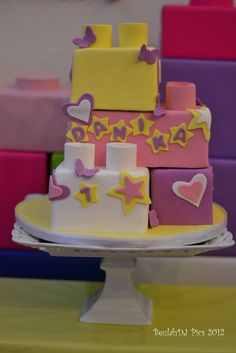 Image result for lego friends birthday cake