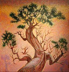 Begay, Shonto - Shonto Begay - Lightning Tree