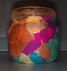 Handmade Creativity: Tutorial: riciclare un vasetto degli omogenizzati