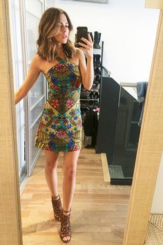 365 days of looks: Maripier Morin Day 120 / 365 jours de looks: Maripier Morin Jour 120 Celebrity Dresses, Celebrity Style, Spring Summer Fashion, Spring Outfits, Fashion And Beauty Tips, Crop Top Bikini, Style Challenge, Girls Night Out, Urban Fashion