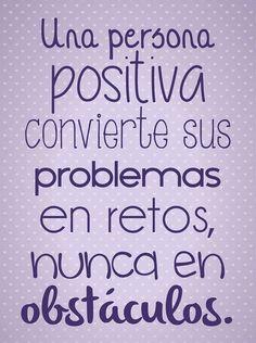 Hay que enfocar tus pensamientos en forma positiva y tratar de mantenerlos de esa manera para lograr tus metas, Feliz día para todos. boxeshub.com