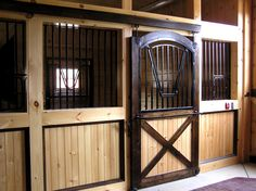 Stall- www.kingbarns.com