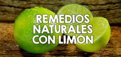 Los 7 mejores remedios naturales con limón  http://nutricionysaludyg.com/salud/limon-remedios-naturales-caseros/