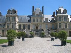 Château De Fontainebleau - France