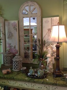 Spring decorating ideas at something special