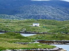 Lewis and Harris Islands - Scotland
