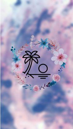 Phone Screen Wallpaper, Emoji Wallpaper, Heart Wallpaper, Disney Wallpaper, Cool Wallpaper, Instagram Logo, Instagram Design, Instagram Story, Pink Instagram