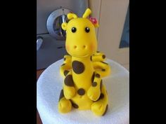 FIGURIES OF ANIMALS fondant 10 most liked video - YouTube