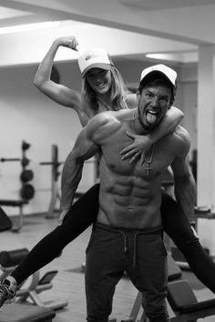 Rutina de Gimnasio - pesas libres Street Workout, Photo Shoot, Gym, Fitness, Life, Gym Routine Women, Weights, Exercises, Health