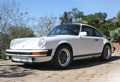 This 1980 Porsche 911SC was sold new in Las Vegas and is a largely original survivor with 34k miles, original Grand Prix White paint, and full leather interior. It comes with a large service history file including original window sticker, upgraded Turbo valve covers and Carrera tensioners.