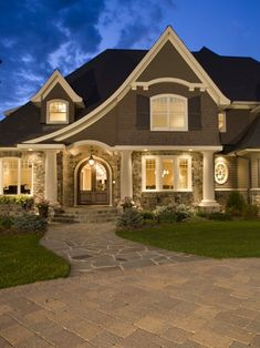 Awe Inspiring Exterior Homes On Pinterest Porches Dream Homes And Victorian Largest Home Design Picture Inspirations Pitcheantrous
