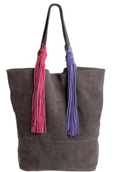 Baria Suede Tote - <3 it !