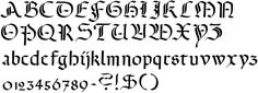 Calligraphy fonts for PC and Mac personal computers Calligraphy Handwriting, Calligraphy Alphabet, Penmanship, Caligraphy, Gothic Lettering, Hand Lettering, Police, Carolingian, Writing Styles