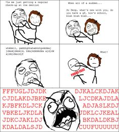 Dental Hygienist Rage