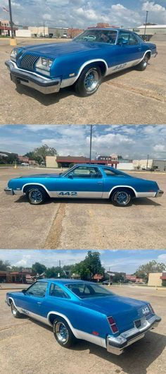 1976 Oldsmobile 442 – Rare! Factory 5 speed! Rebuilt Transmission, Manual Transmission, Oldsmobile Cutlass, Engine Rebuild, Collector Cars For Sale, Bucket Seats