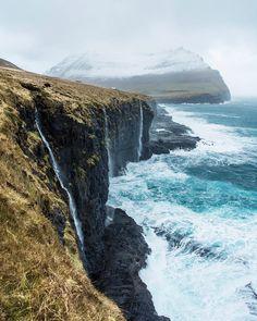 Viðoy, Faroe Islands by Tanner Wendell Stewart Landscape Photos, Landscape Photography, Travel Photography, Senior Portraits Girl, Under The Ocean, Faroe Islands, Cool Landscapes, Photos Of The Week, Nature Photos