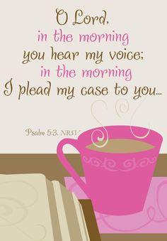 Psalm 5.3