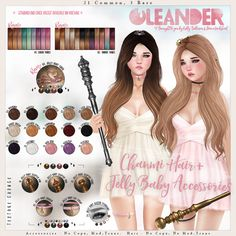 Oleander | - 50 per play - Yardsale - just want for LL, don't want accessories, so I'll yardsale it