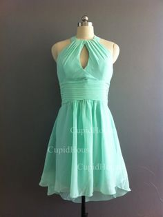 Hey, I found this really awesome Etsy listing at https://www.etsy.com/listing/165524955/mint-bridesmaid-dress-mint-wedding-dress