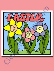 Resurrection Easter Christ Was Resurrected Primary Lesson Helps Behold Your Little Ones Nursery 29