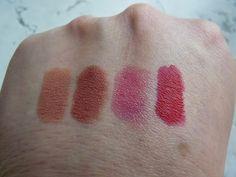 Lisa Eldridge True Velvet Lipstick Colour & The New Velvet Collection & Summer 01 Lipstick Collection Lipstick Swatches, Lipstick Colors, Lipsticks, Lisa Eldridge, Velvet Lipstick, Lipstick Collection, Velvet Ribbon, Makeup Products, Jazz