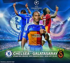 BLUES WELCOME DROGBA  Didier Drogba was a consistent performer across 8 seasons with Chelsea, netting the decisive penalty as they claimed Champions League glory on his final appearance in 2012. HOW WILL HE PERFORM TONIGHT ?
