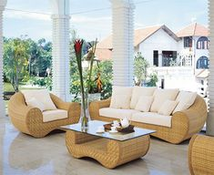 Rattan Patio Furniture - new rattan furniture sets by Rattania
