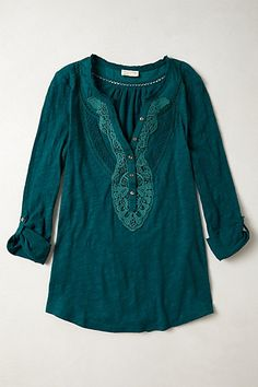 chennai henley / anthropologie