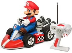 These are fully operational replicas from the classic Mario Kart series on Nintendo and they're pretty damn awesome. Great gift for any Nintendo or Mario Kart fan. Best part, no blue shells to snatch defeat from the jaws of victory at the last second. Mario Kart, Mario Bros., Super Mario, Super Nintendo, Radios, Yoshi, Mario Toys, Caleb, Geek Toys