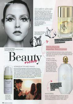 Juli 2012 - Femina anbefaler Danish Skin Care