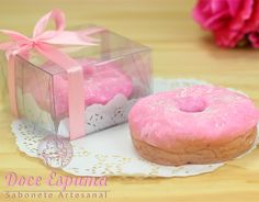 Sabonete Donuts