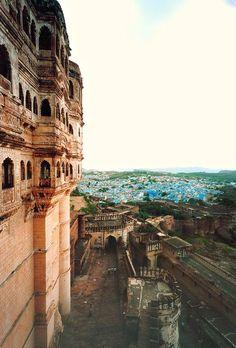 Mehrangarh Fort, Jodhpur - Rajasthan (India)
