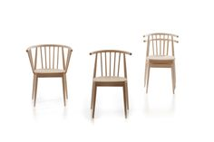 Tivoli stack chair by Mikko Laakkonen for L'Abbate $ 384 Lead time 10-12 weeks