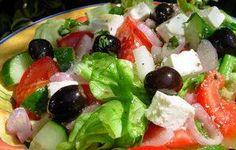Kittencal's Greek Salad Recipe - Recipezazz.com