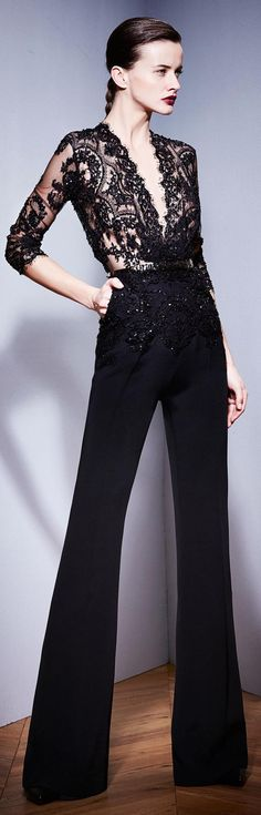 I'd love to find something similiar...just not so revealing up top :) Zuhair Murad 2015 Latest Fall Winter