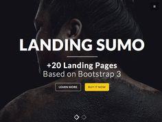 LandingSumo.com - Landing Page Bundle by Carlos Alvarez