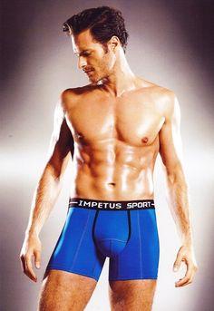 Boxer Impetus Sport AirFlow Ergonomic, ideal tanto en el deporte como en el día a día. Prenda orientada a la sujeción y a las zonas que más transpiran. http://www.varelaintimo.com/37-boxers #underwear #menswear #calzoncillos #ropaHombre #ropaInterior