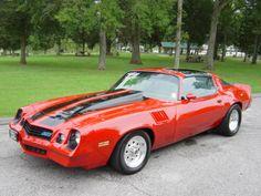 "1978 Camaro, mine was the ""Berlinetta"" with ""T-tops"" :-)"