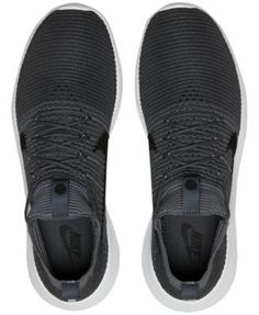 4c48cc7ee47 Nike Men s Roshe Two Flyknit V2 Casual Sneakers from Finish Line - Black  11.5 Sneakers Looks