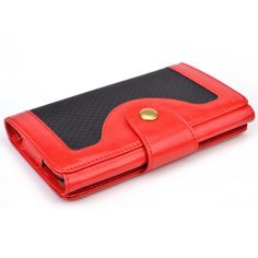 Cooper Cases(tm) Tatami Plum Sync 5.0 / Volt 3g Smartphone Wallet Case In Red (dual-tone Cover, Embossed Woven http://www.smartphonebug.com/accessories/best-14-plum-sync-5-0-cases-and-covers/