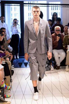 Chalayan Spring-Summer 2018 - London Fashion Week Men's