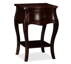 FAVORITE FOR THE GUEST ROOM - Daniella Bedside Table | Pottery Barn 450 pre discount